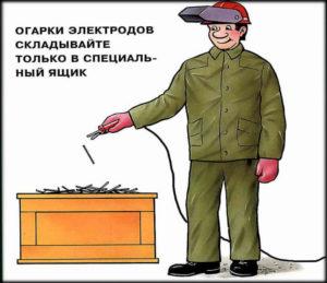 Требования к сварочным аппаратам по охране труда