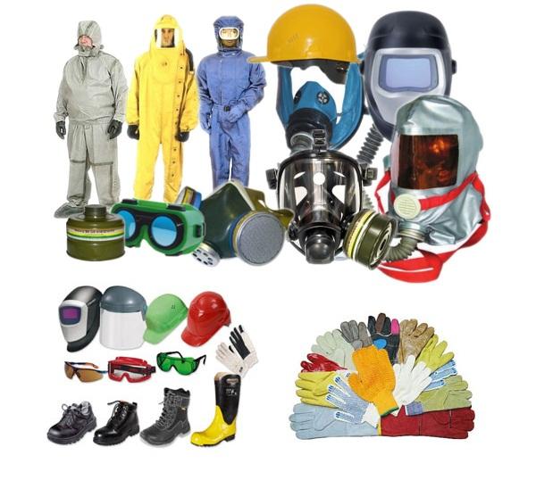 Охрана труда предусматривает специальную экипировку людей, работающих со сварочным оборудованием