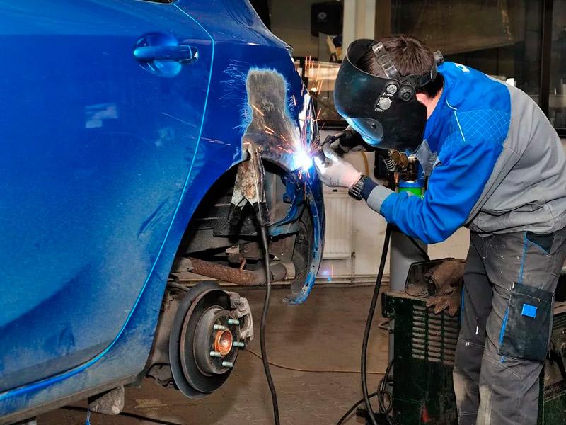 Заработок на кузовном ремонте