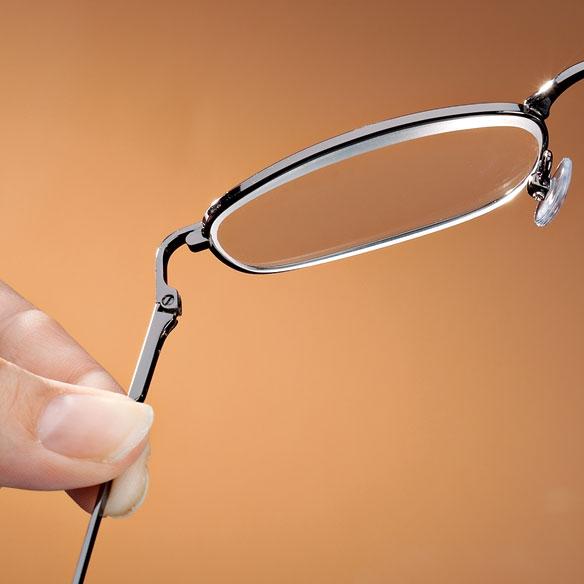 Оправа очков с флексами