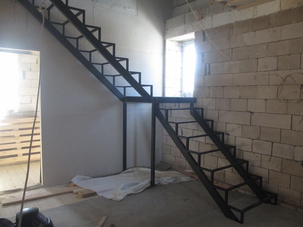 Сварка лестницы из металла своими руками