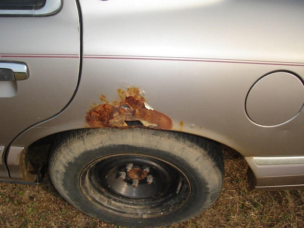 Ремонт кузова автомобиля без сварки
