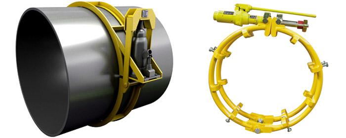Арочный центратор для труб