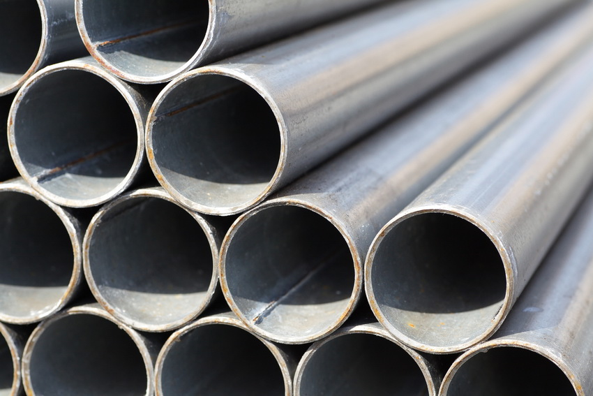 Электросварные стальные трубы