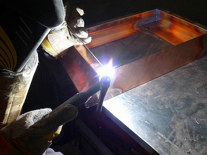 Сварка цветных металлов и их сплавов
