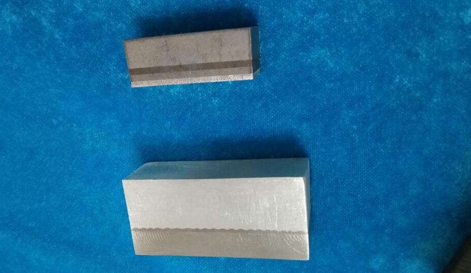 Биметаллические переходные вставки для сваривания разнородных металлов