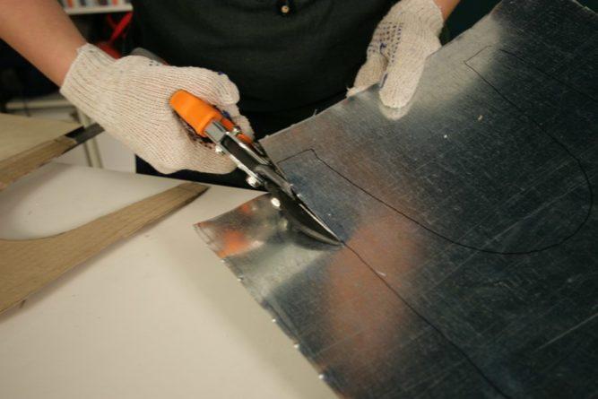 При резке металла делают припуски для зачистки и разделки кромок