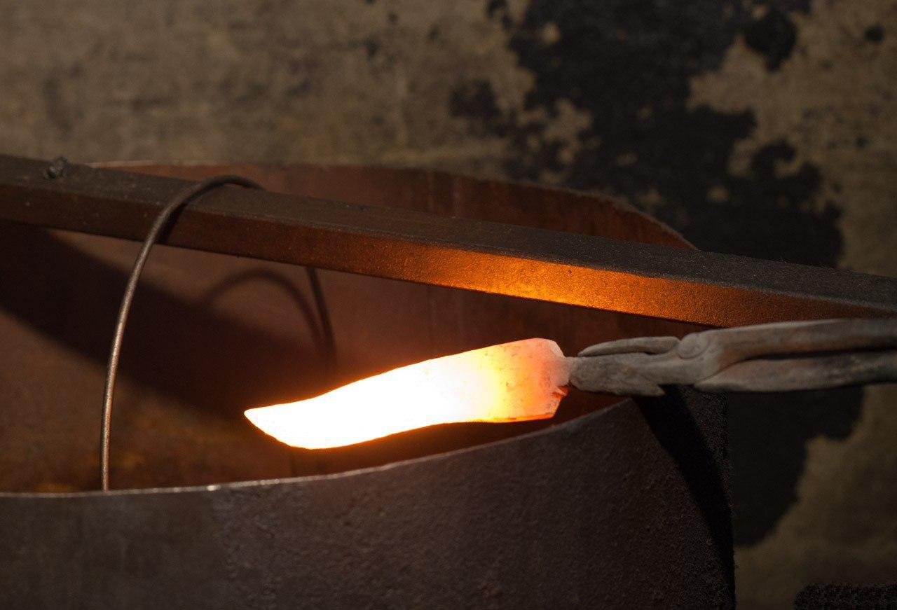 Закалка необходима для восстановления характеристик металла