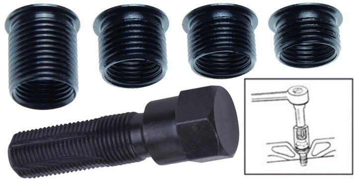 Комплект для ремонта резьбы при помощи резьбовой вставки