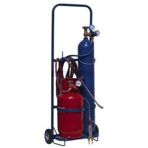 Пример передвижного газосварочного поста