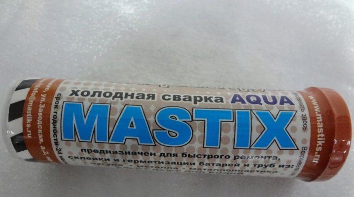 Холодная сварка Mastix