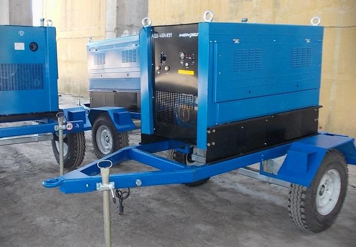 Сварочный агрегат АДД-4004