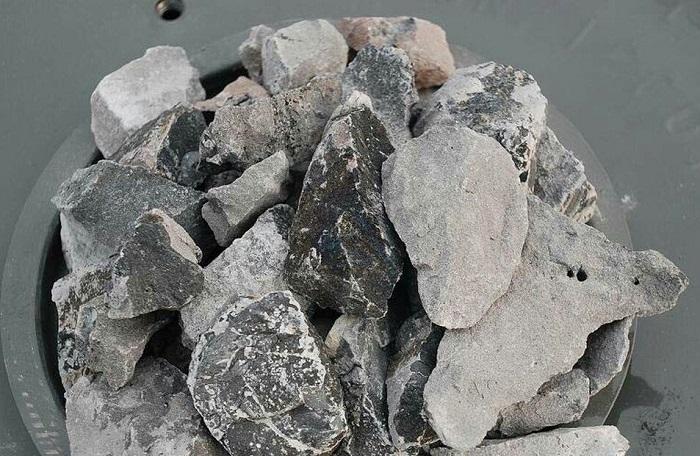 Так выглядит карбид кальция